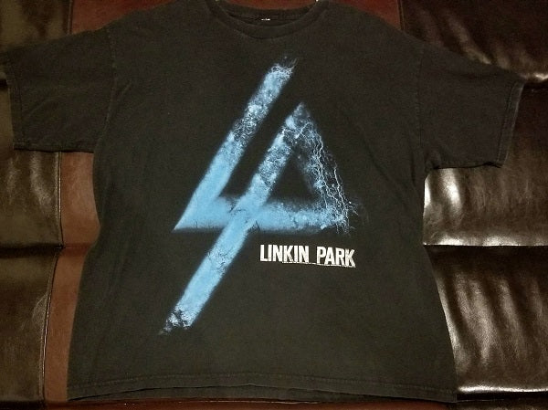 Linkin Park 2012 T-Shirt Men's 2XL