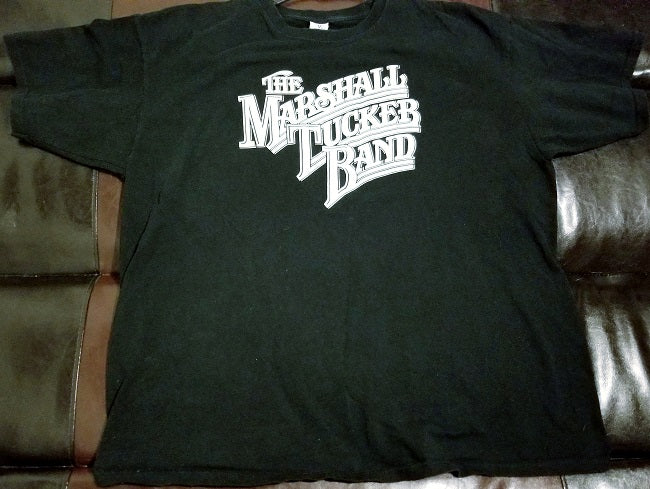 The Marshall Tucker Band T-Shirt Men's XXL - 2XL