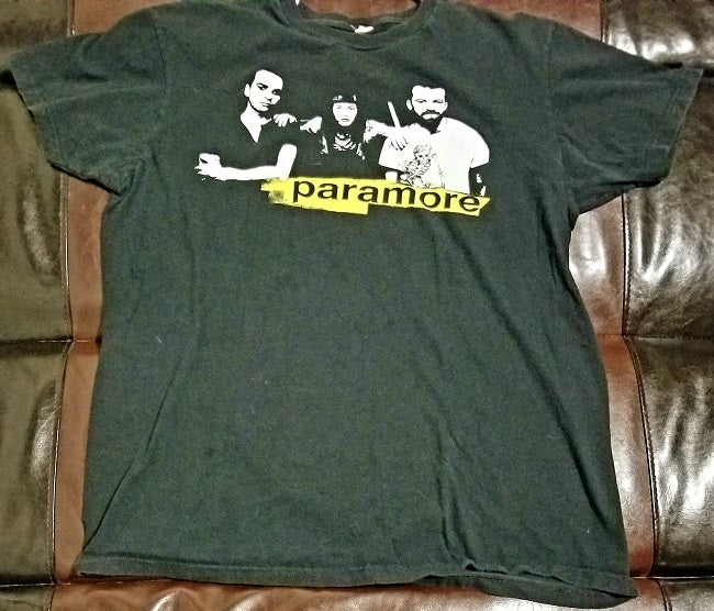 Paramore T-Shirt - Men's Medium