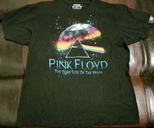 Pink Floyd  'Dark Side of the Moon' T-Shirt Men's Large (LG)