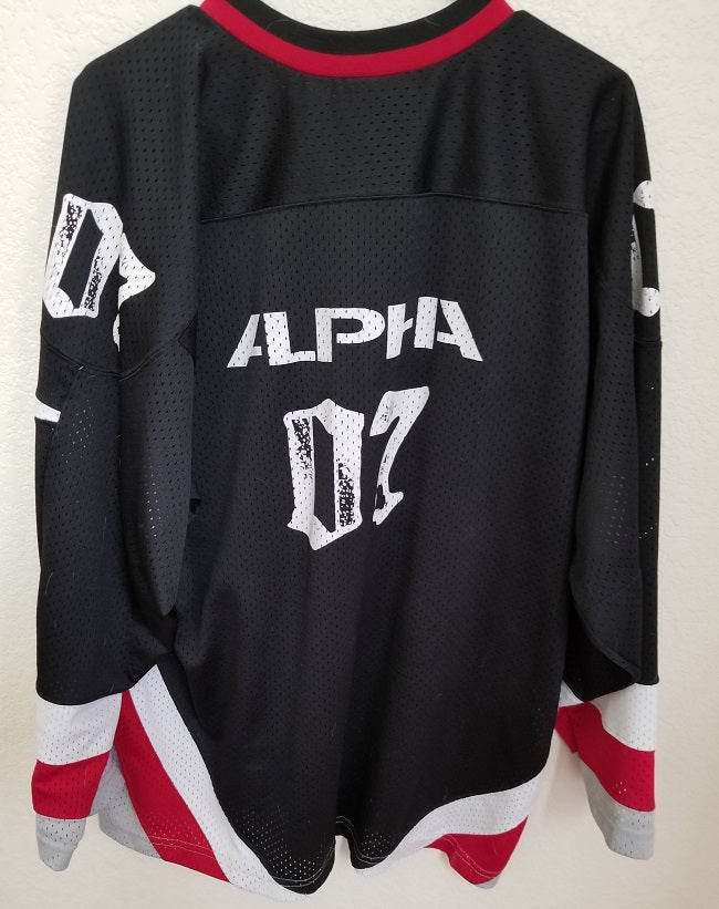 Sevendust Hockey Jersey Alpha - 2007 - Men's XX-Large (2XL)
