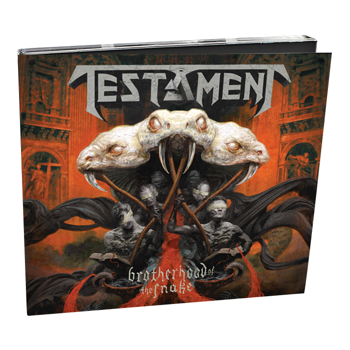 Testament CD, Brotherhood of the Snake, DIGI, NEW, ON SALE!!