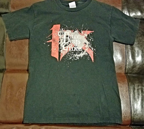 Three Days Grace Official 2008 Tour T-Shirt -Men's Small