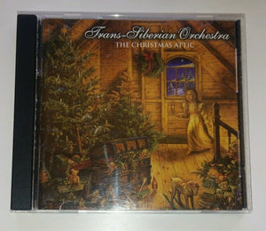 Trans-Siberian Orchestra CD, The Christmas Attic, Savatage