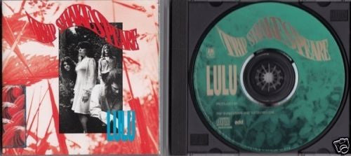 Trip Shakespeare CD, Lulu, 1991 A&M Records