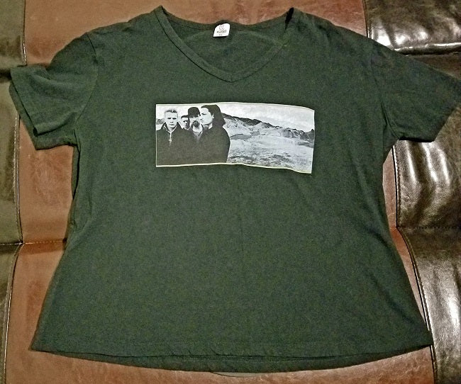 U2 The Joshua Tree T-Shirt - Women's XL