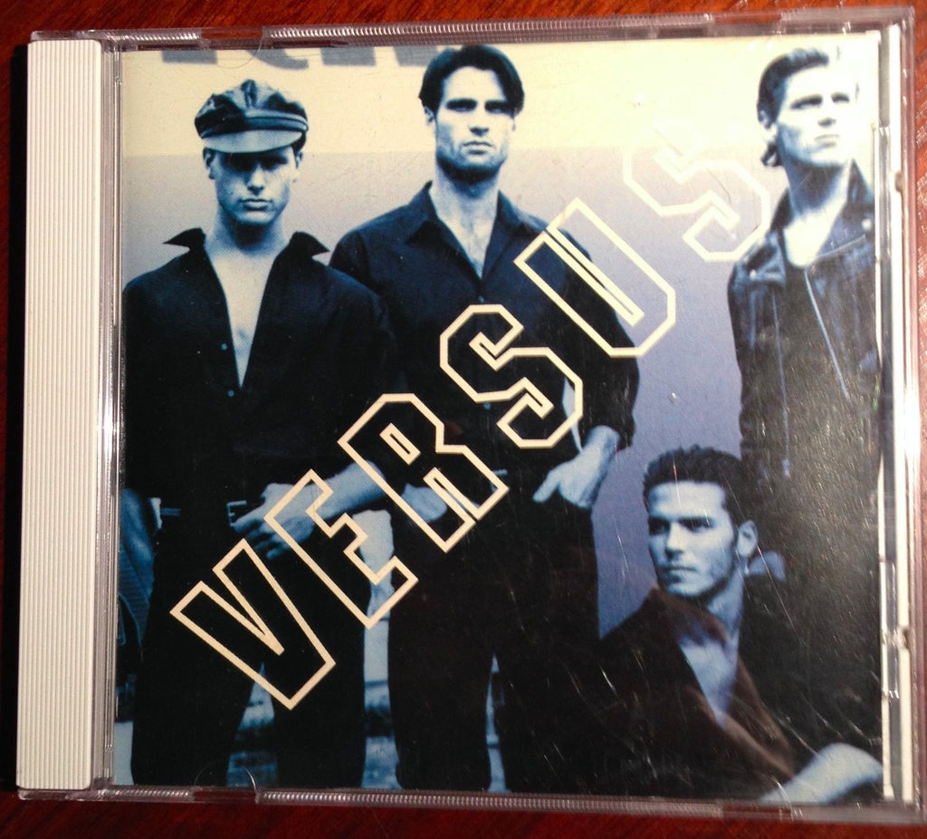 Versus Music Collection CD, Various, Soundgarden, Tora Tora, Blues Traveler, Vega, Gin Blossoms