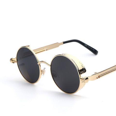 'Solstice' Steampunk Sunglasses