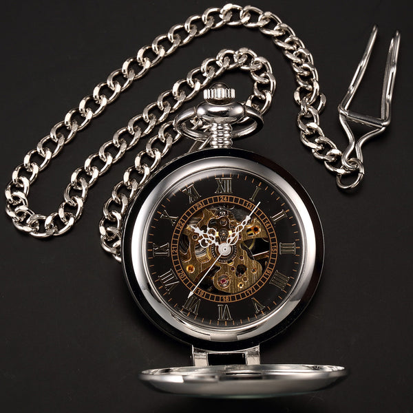 Steelex Steampunk Pocket Watch