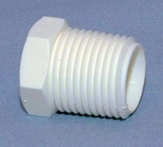 Plug threaded 1/2 Inch