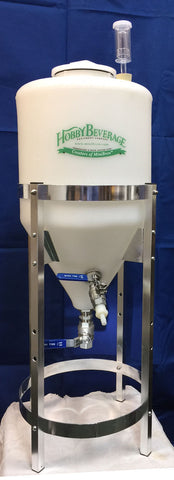 6.5xe Gallon Conical Fermenter