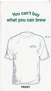 Minibrew T-Shirt (Extra Large)