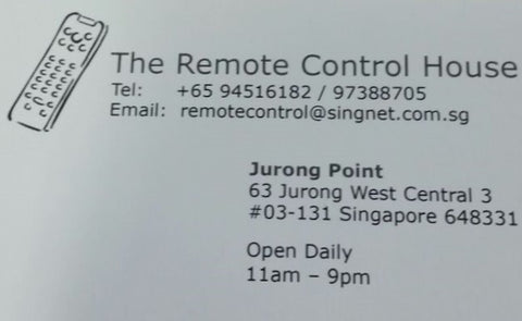 The Remote Control House - Jurong West