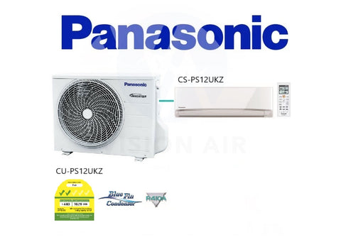 Panasonic Single Split Inverter CU-PS12UKZ/CS-PS12UKZ (12000 BTU) √√