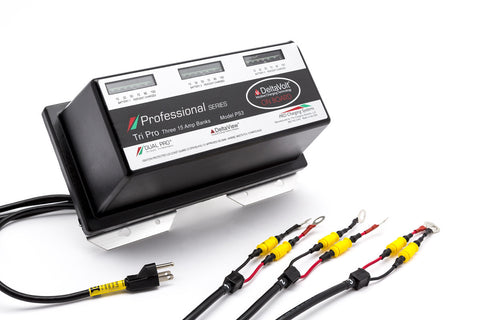Pro Charging Professional Series PCPS3 45 amp 12/36 volt charger