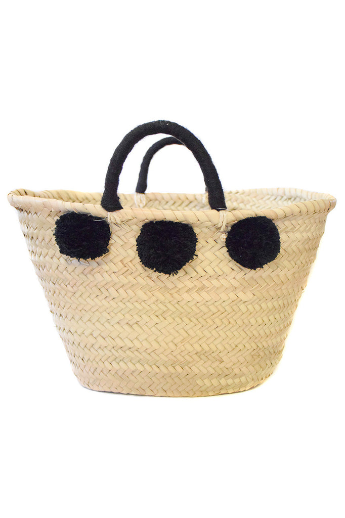 ethical straw market baskets