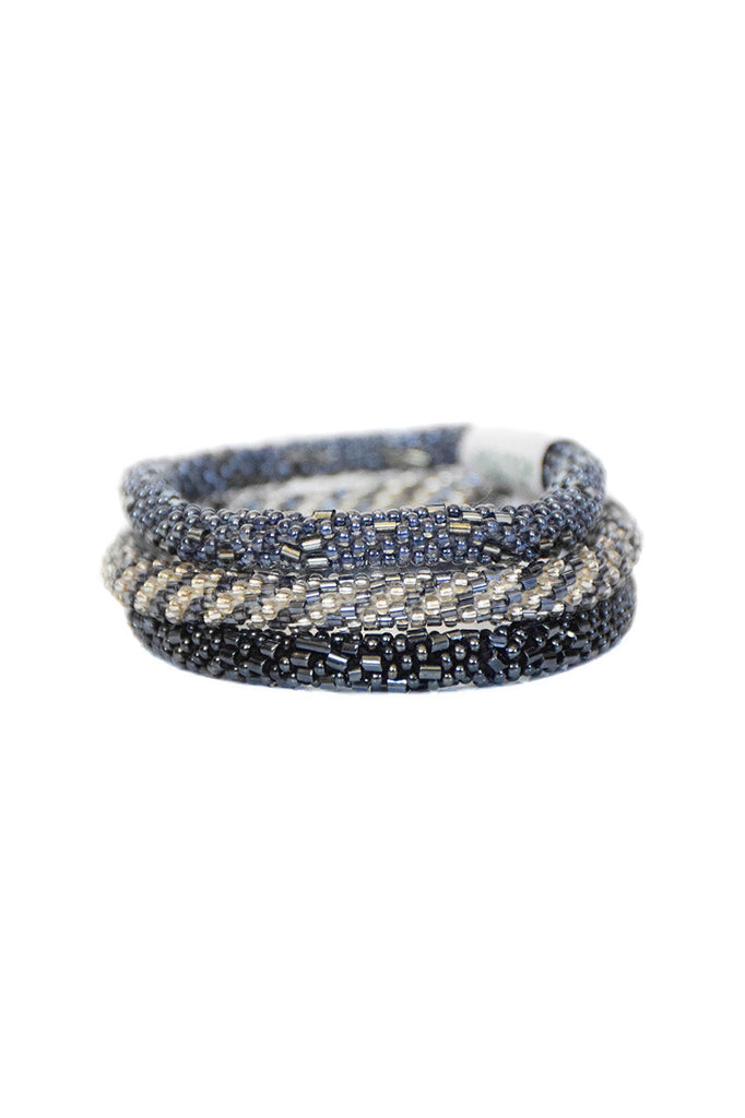 ethical bracelet midnight navy
