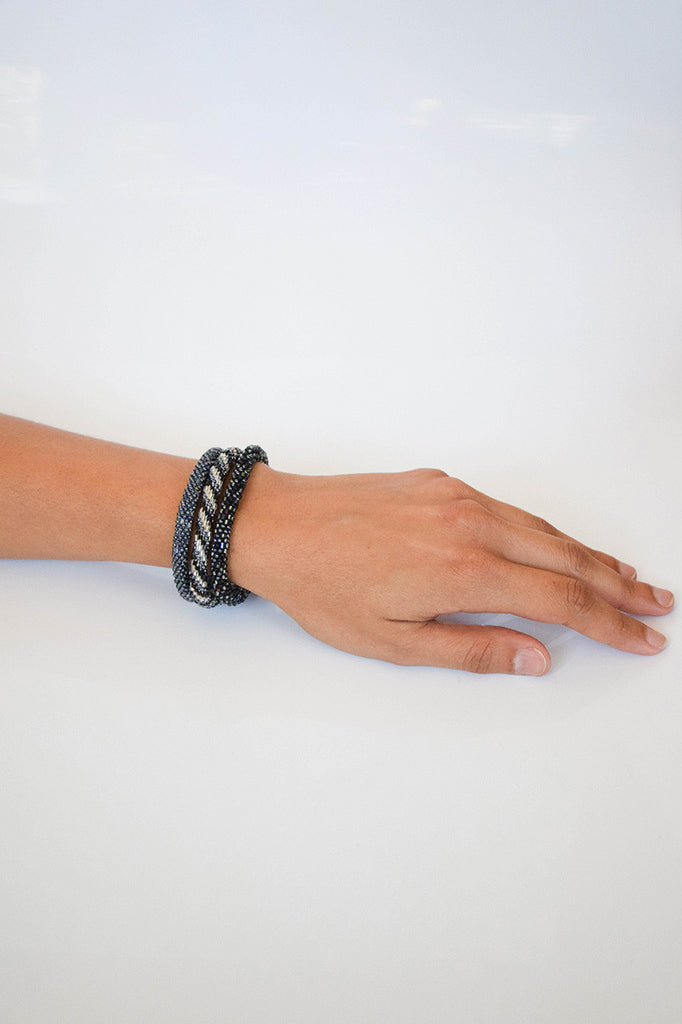 ethical bracelet eclipse navy