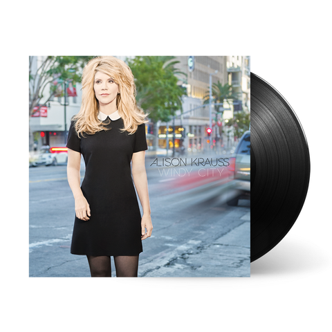 "Alison Krauss ""Windy City"" LP"