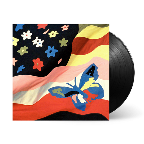 "The Avalanches ""Wildflower"" LP"