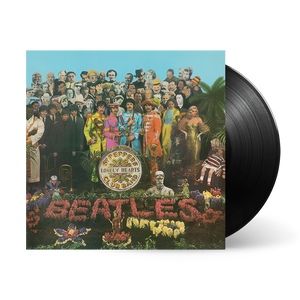 "The Beatles ""Sgt. Pepper's Lonely Hearts Club Band"" LP"