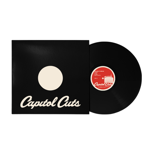 "Black Pumas Live at Capitol Records (12"" Vinyl)"