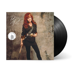 "Bonnie Raitt ""Nick of Time"" LP"