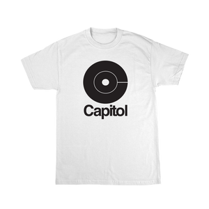 Capitol Records C Logo T-Shirt