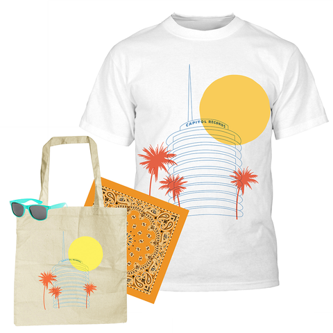 Capitol Limited Edition Summer Festival Bundle