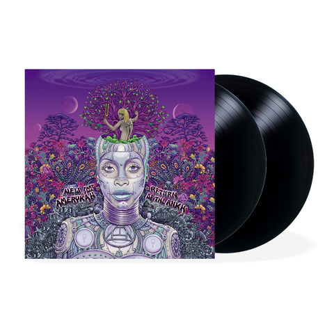 Erykah Badu - New Amerykah Part Two 2LP