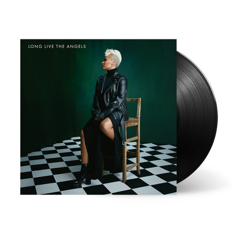 "Emeli Sandé ""Long Live the Angels"" LP"