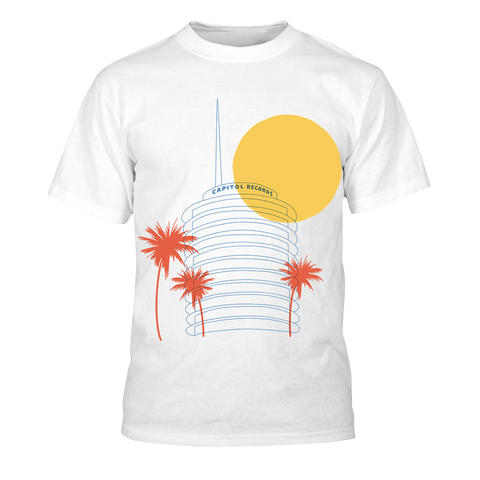 Capitol Limited Edition Summer Festival T-Shirt