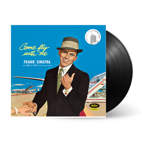 "Frank Sinatra ""Come Fly With Me"" LP"