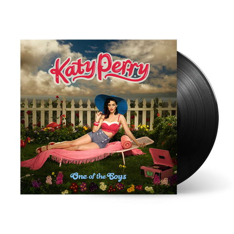 "Katy Perry ""One of the Boys"" LP"