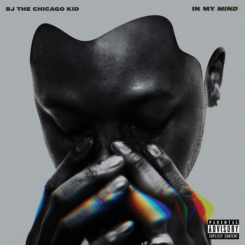"BJ The Chicago Kid ""In My Mind"" CD"