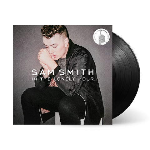 "Sam Smith ""In The Lonely Hour"" LP"