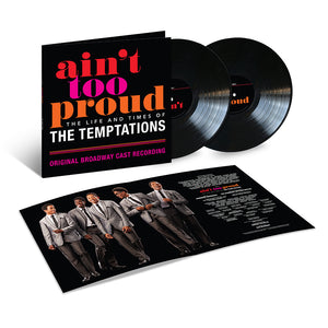 Ain't Too Proud: The Life And Times Of The Temptations 2LP