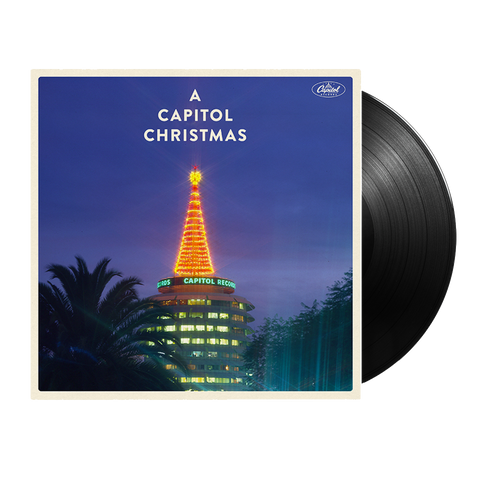 A Capitol Christmas LP