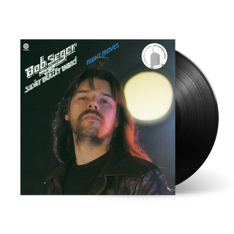 "Bob Seger ""Night Moves"" LP"