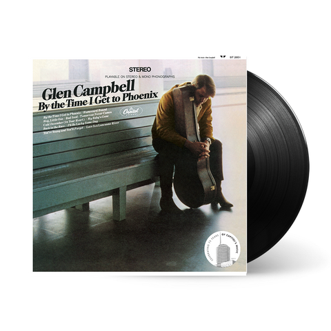 "Glen Campbell ""By The Time I Get To Phoenix"" LP"