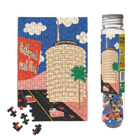 Capitol Records MicroPuzzle