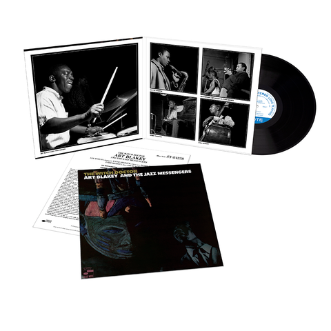 Art Blakey - The Witch Doctor LP (Blue Note Tone Poet Series)