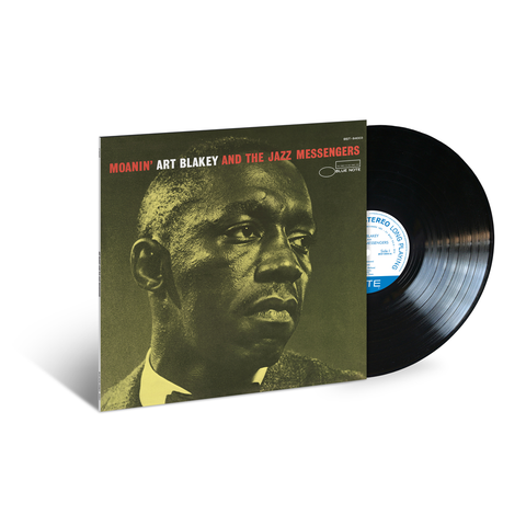 Art Blakey & the Jazz Messengers - Moanin' LP (Blue Note Classic Vinyl Edition)