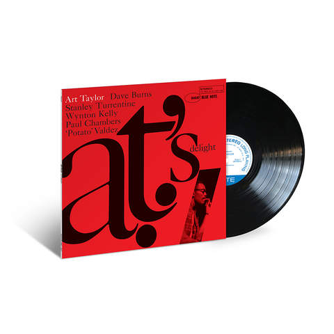 Art Taylor - A.T.'s Delight LP (Blue Note 80 Vinyl Edition)