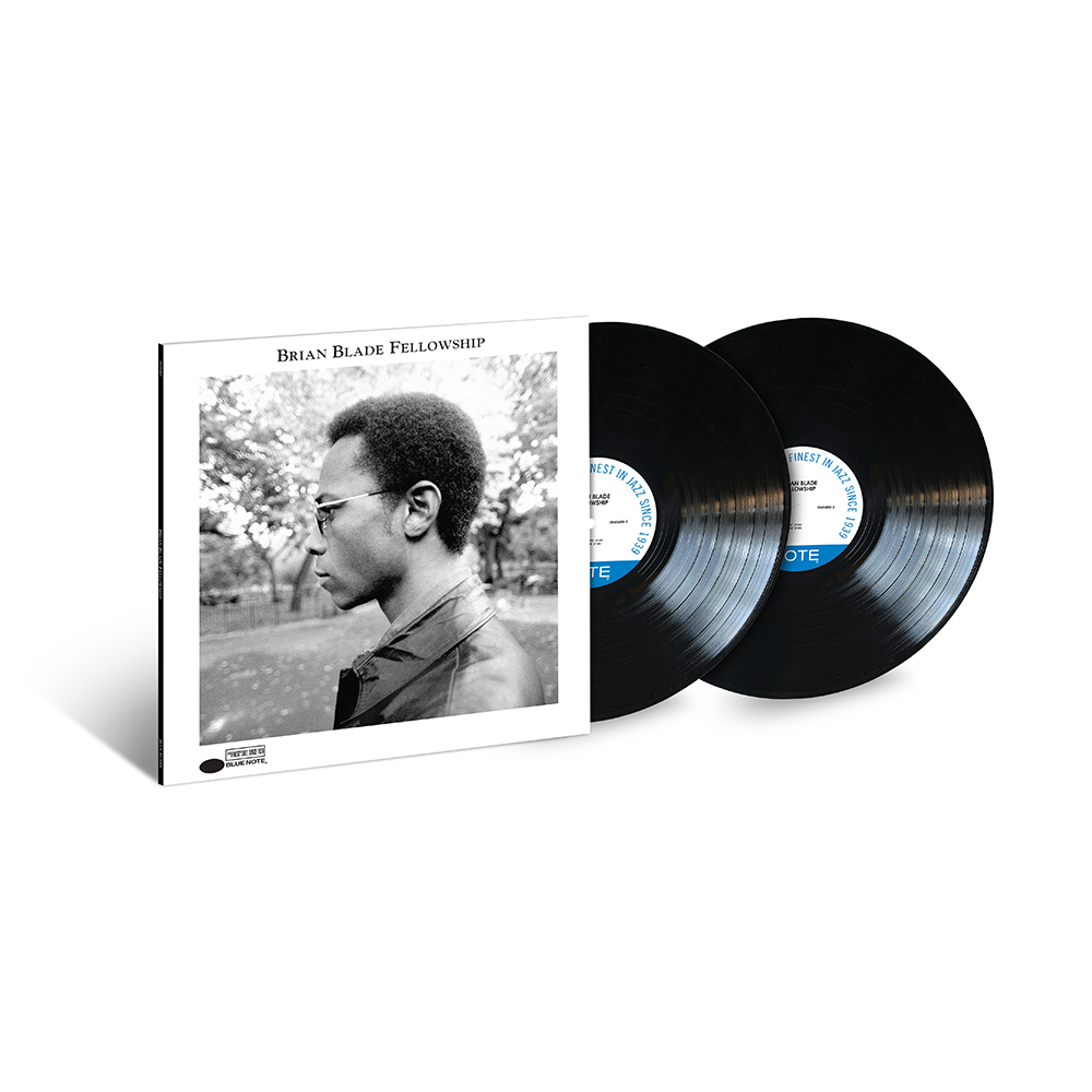 Brian Blade - Brian Blade Fellowship 2LP (Blue Note 80 Vinyl Edition)