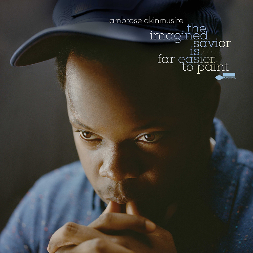 Ambrose Akinmusire - The Imagined Savior is Far Easier To Paint CD