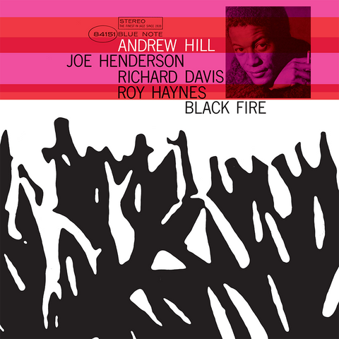 Andrew Hill - Black Fire Vinyl