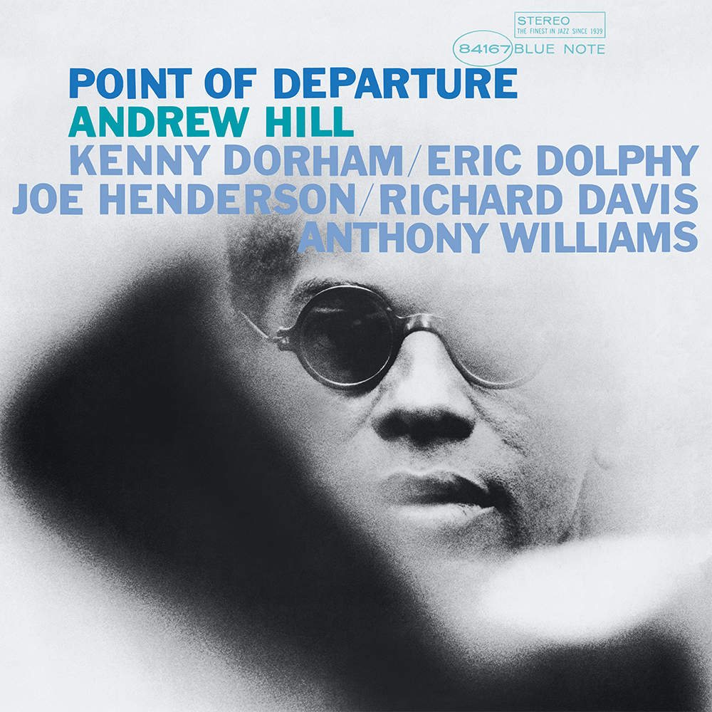 Image result for Andrew Hill: Point of Departure