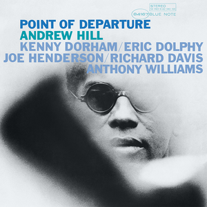 Andrew Hill - Point of Departure LP