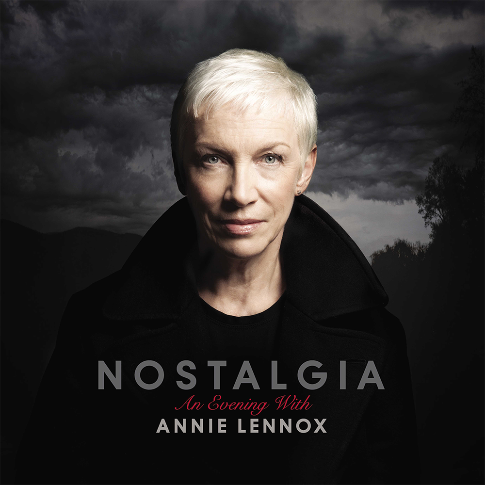 Annie Lennox - An Evening of Nostalgia CD/Bluray Deluxe CD